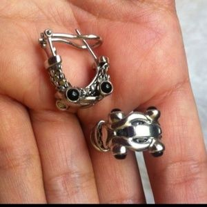 Sterling 925 Italy earrings